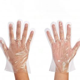 Non-Sterile Disposable Safety Gloves